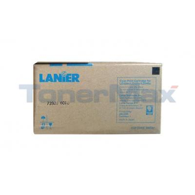 LANIER LD328C LD335C TYPE R1 TONER CYAN